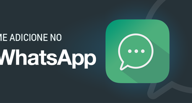 WhatsApp do 99 Coders – Me adicione!